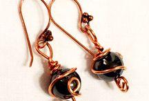 My creation / Orecchini, braccialetti e collane handmade