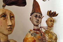 Art Doll Inspiration / by Tina Sanchez