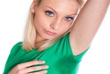 UNDERARM SWEATING / by Nycface Johnson