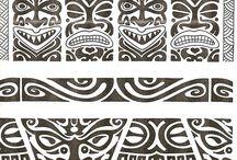 Maori tatoeages ed