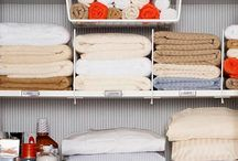 Closets {Home Organization} / Ideas, tips, tricks, inspiration and information about organizing closets when you need an idea that's a little outside the box, or when you need to a closet for something other than what it was intended for.