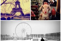 Novrinaing / Someday i will come to PARIS.