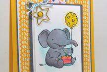 Elebration baby elephant - SU