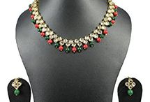 Wedding Kundan Women Bollywood Necklace