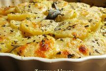 Torta di patate e formaggi