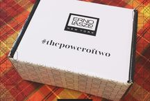 #thepoweroftwo / Inspired by my latest #influenster box ( #thepoweroftwo ) #ernolaszlo