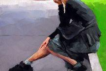 68 - Elles - Peintres