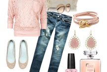 Cute outfits / by Charlie Cullip