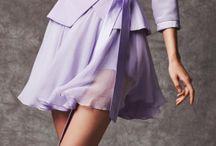 Lavender & Lilac Fashion