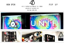 Unif / by Pop Tarts