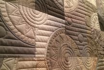 new york beauty quilting on neutrals