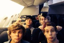 5 seconds of summer / Adoring ma bros and ma bae