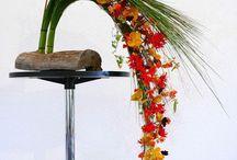 cascade floral design