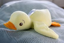 Emma the Duck! / Meet Emma the SoapSox Duck! Emma is a children's bath aid, designed to make bath time fun! Order now at www.soapsoxkids.com!