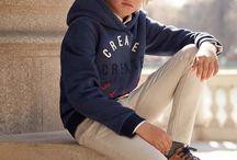 Boy...you've got style - mayoral, h&m, polo lookbooks