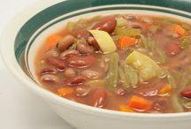 Daniel's Fast soups
