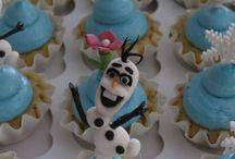 Frozen luau Katie Bug... / by Tammy Davis