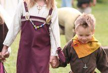 medieval kids