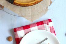 Taart, cake en koek