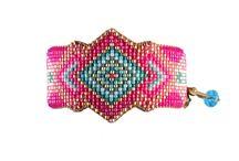 Beads bracelet diy