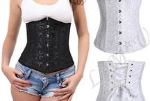 Bustiers and Corsets