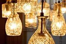 DIY-lamps,shades,candles and lanterns / by Lorna Coulthart