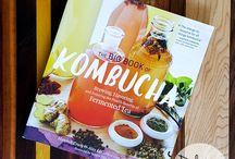 Recipes- Kombucha