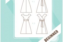 sewing patterns wish list / All the things I still want to make...