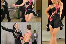 Dancesport...made by Nicoleta / My two biggest passions are fashion design and dancing.I have practiced dancesport for 10 years and eventually I have turned to design and sew dancesport clothing. Here are some of my creations :)