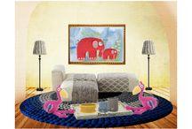 la stanza dei bambini / arredamento decorazione