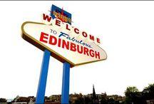 Séjours linguistiques Ecosse - Photos / Un petit tour par Édimbourg...