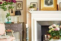 HOMES & ANTIQUES MAGAZINE: MY HOME