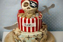 Navy cakes  -   Dortíky v námořním stylu