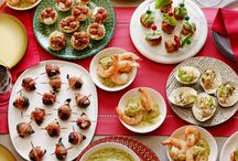 Appetizers / by Sue Hart-Somerville