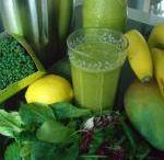 Green Smothies / Gesundheit