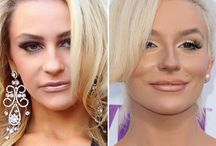 Courtney Stodden Before and After / Courtney Stodden before and after plastic surgery photos