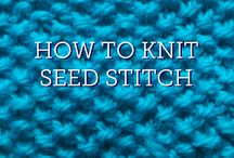 Crafts - Knitting / by Amanda Mecklem