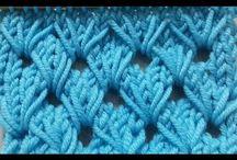 대바늘무늬