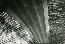 Bernard Zehrfuss (1911-1996) La poétique de la structure / Exposition du jeudi 19 juin 2014 au lundi 13 octobre 2014