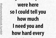 I miss you ❤️