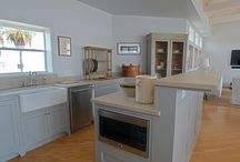 Bay Houses / Coastal living, bay house remodels, construction and design ideas