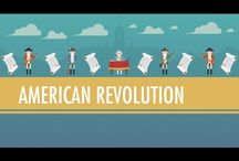 Homeschool - American Revolution / by Kira Gundersen