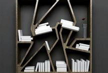 Cool Bookcases / Since I love reading, I also like cool bookcases :)