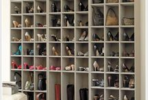 closets / by Amy Schenkenberger