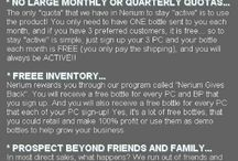 nerium / by Kenra Reed