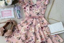 vestidos Amanda