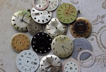 Clocks & Watchparts
