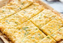 KETO Veggie Dishes & Snacks