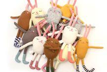 Rubbits / О текстильных кроликах