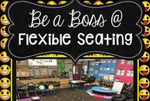 flexible seating classroom